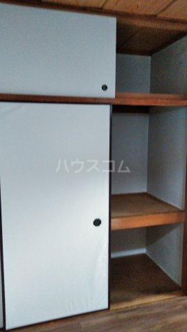 コーポ和楽 201号室の収納
