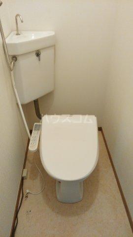 コーポ和楽 201号室のトイレ