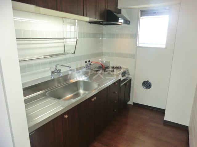セントエルモ高石 605号室のキッチン