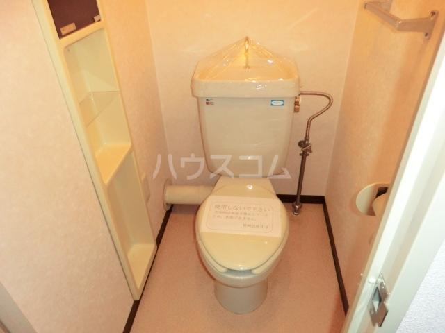 セントエルモ高石 605号室のトイレ
