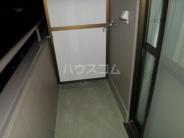 ヨーク取石 402号室のバルコニー