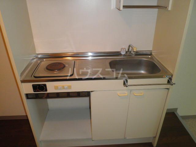 ヨーク取石 402号室のキッチン