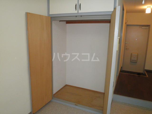 ヨーク取石 402号室の収納
