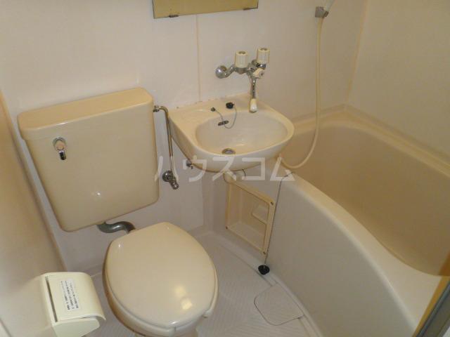 ヨーク取石 402号室のトイレ