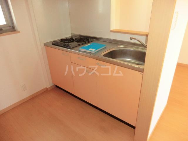 ポポラーレ末広 102号室のキッチン