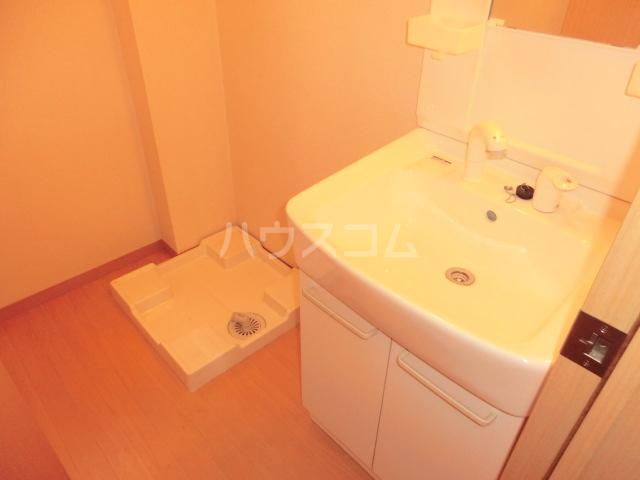 ポポラーレ末広 102号室の洗面所