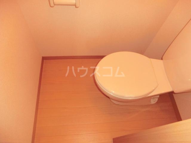 ポポラーレ末広 102号室のトイレ