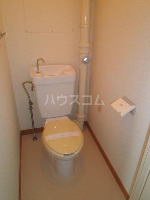 メゾン山本 401号室のトイレ