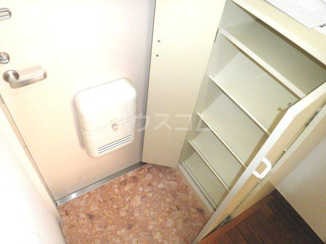 ココットネゴロ 208号室の玄関