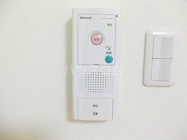 サンライズヴィラ国立 307号室のセキュリティ