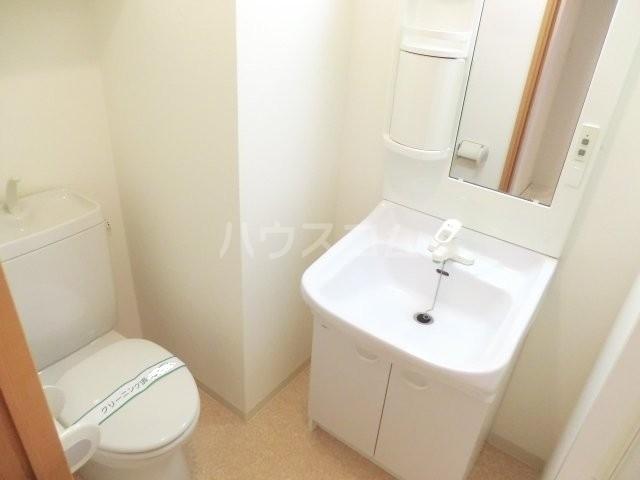サンライズヴィラ国立 307号室の洗面所