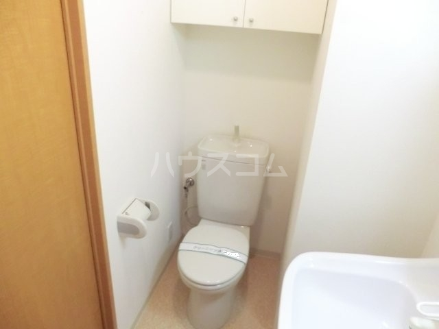 サンライズヴィラ国立 307号室のトイレ