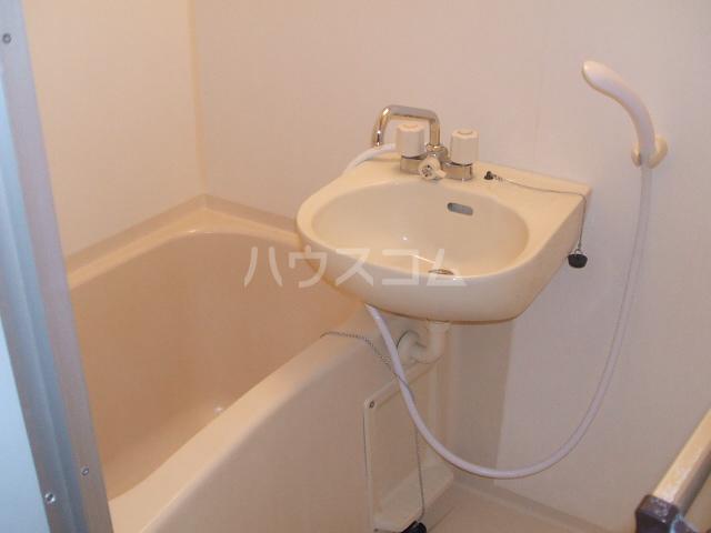 ラフィーネ大宮 Ⅱ番館 555号室の洗面所