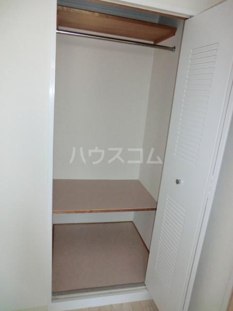 マスターズエル綾園20 801号室の収納