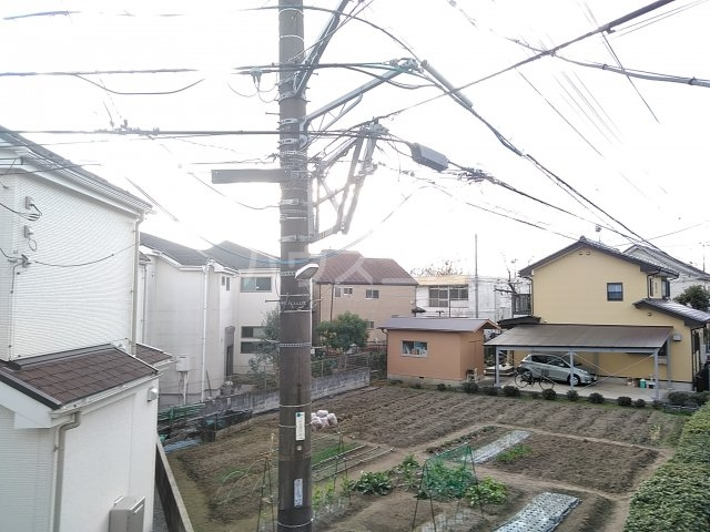 加藤コーポ 202号室の景色