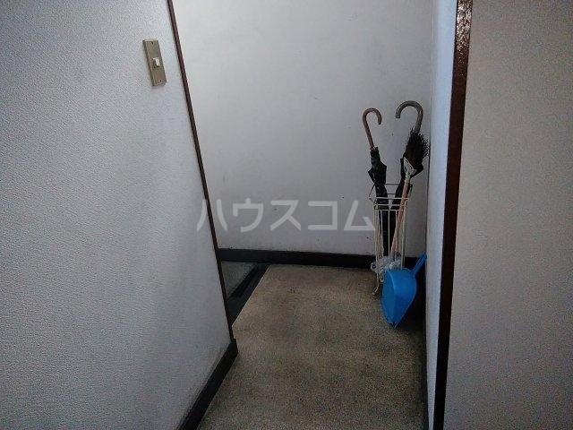 加藤コーポ 202号室のロビー