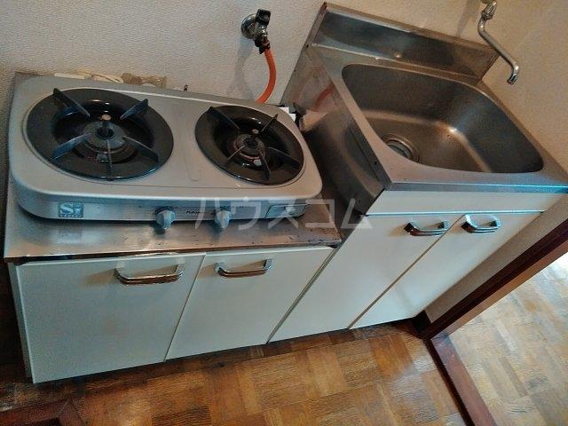 加藤コーポ 202号室のキッチン