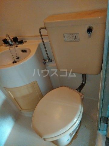 加藤コーポ 202号室のトイレ