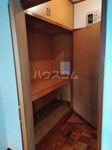 加藤コーポ 202号室の収納