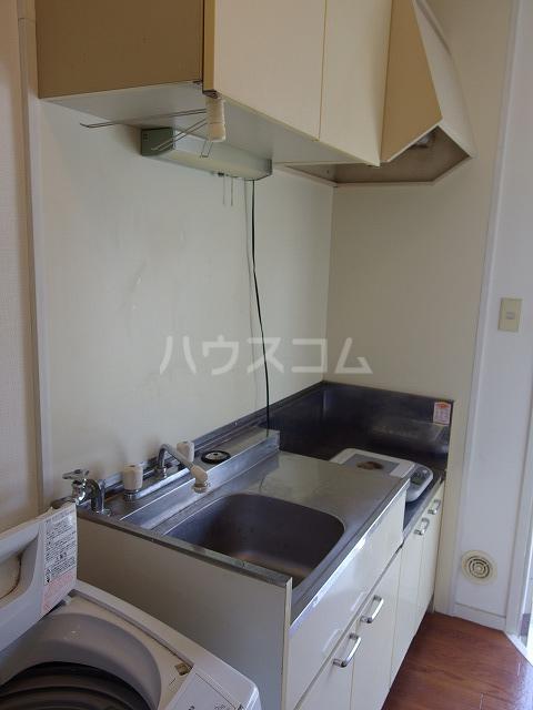ラフィーナ21 103号室のキッチン