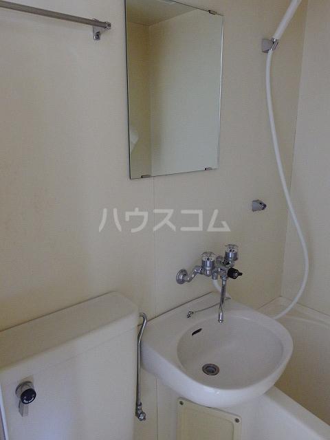 ラフィーナ21 103号室の洗面所