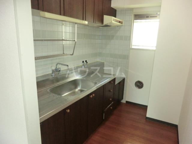 セントエルモ高石 505号室のキッチン