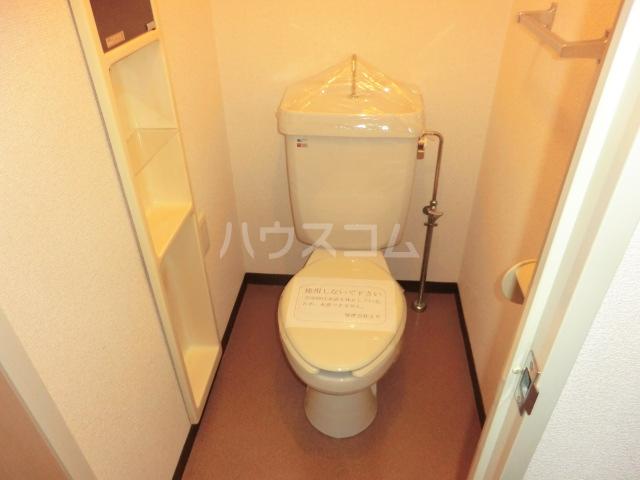 セントエルモ高石 505号室のトイレ