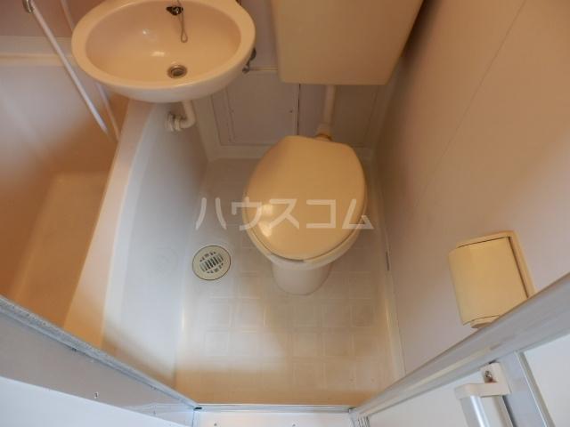 ルネモレーン国立 101号室のトイレ