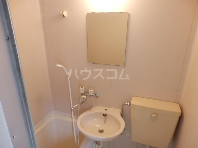 ルネモレーン国立 101号室の洗面所