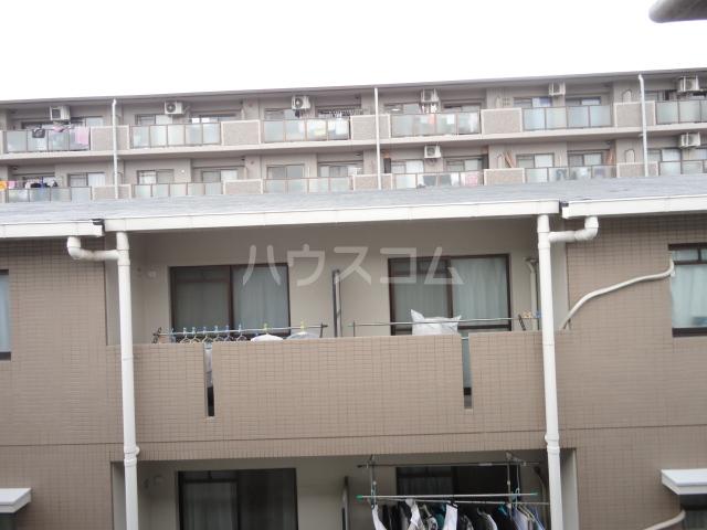 千萩マンションB棟 204号室の景色