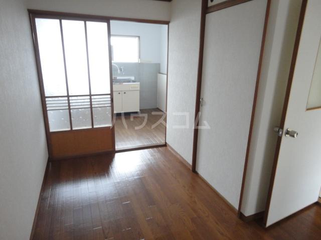 千萩マンションB棟 204号室のベッドルーム