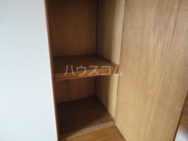 千萩マンションB棟 204号室の収納
