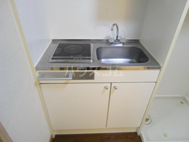 サンドリーム東豊中 105号室のキッチン