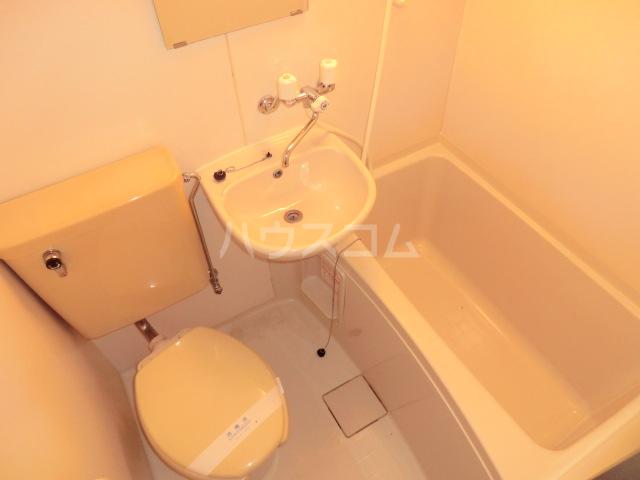 ユウパレス穴田 3E号室の洗面所