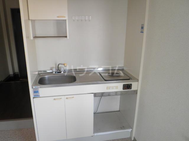 ヨーク取石 203号室のキッチン