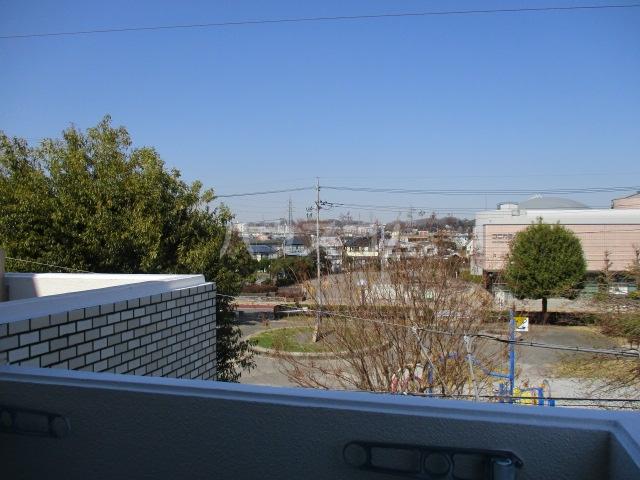 クレープマートル 306号室の景色