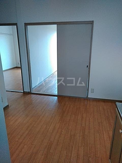 セゾンクレベールC棟 206号室のベッドルーム