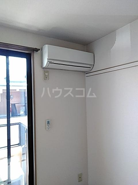 セゾンクレベールC棟 206号室の設備