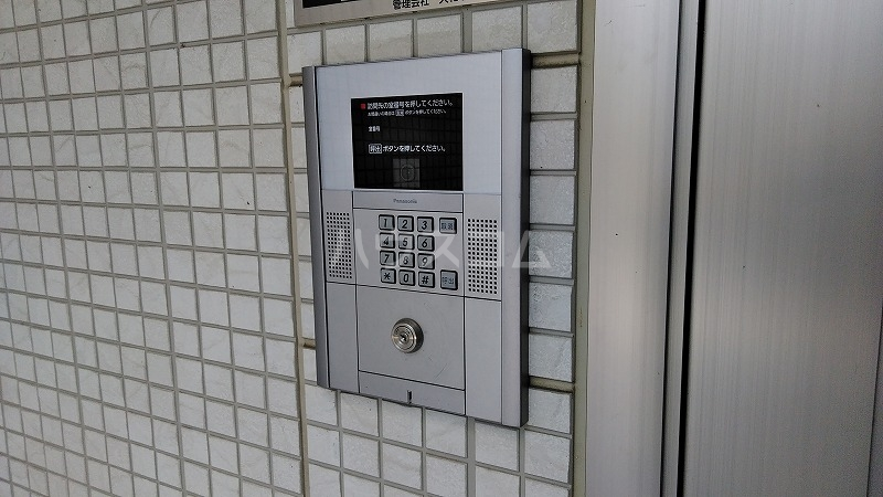 クラージュ G号室のセキュリティ