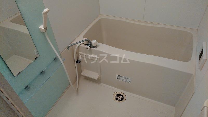 クラージュ G号室の風呂