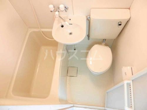 レオパレスFUKUMURAⅢ 203号室の風呂