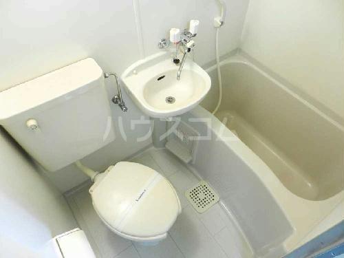 レオパレスFUKUMURAⅢ 203号室のトイレ
