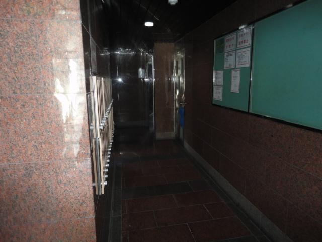 ラ・フォーレ池上 7E号室のエントランス