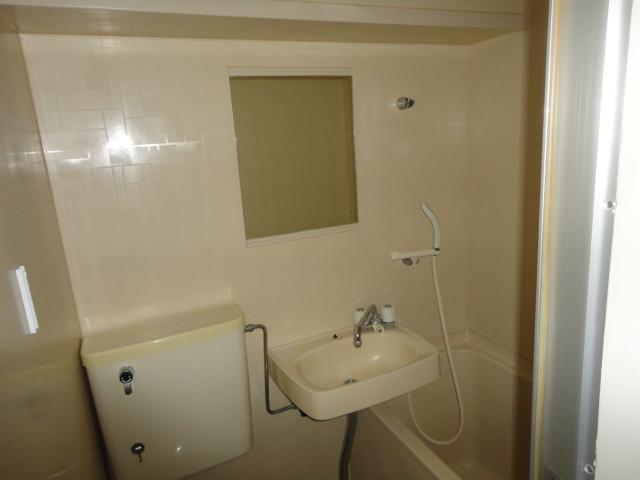 ラ・フォーレ池上 7E号室のトイレ