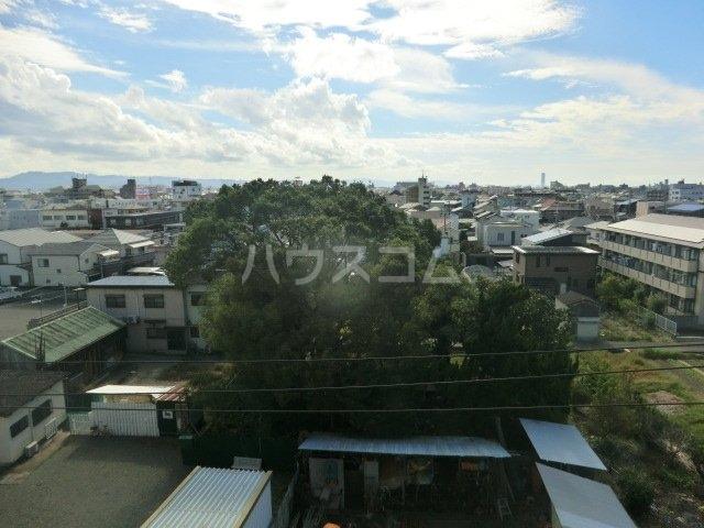フィアテル岸和田 102号室の景色
