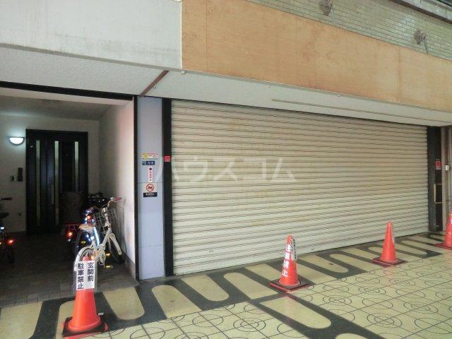 和泉府中商店街店舗の外観
