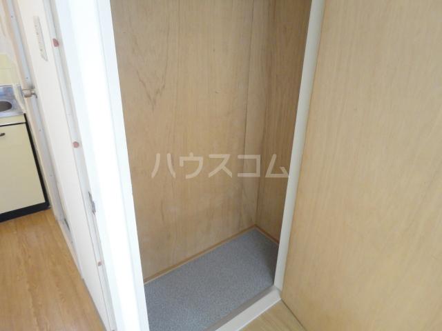 グランビルド松ノ浜 302号室の収納