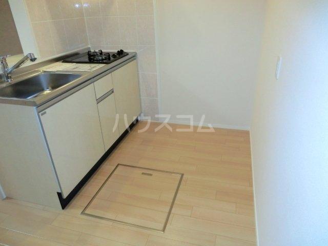 グランドフィルコース 103号室のキッチン