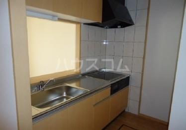 スーヴェラン・駒越 103号室のキッチン