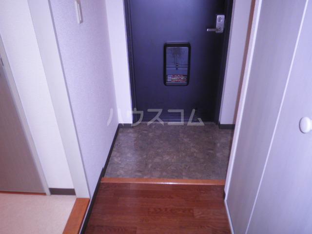 セントエルモ高石 402号室の玄関